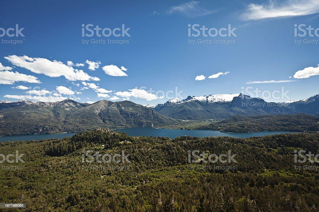 Bariloche stock photo