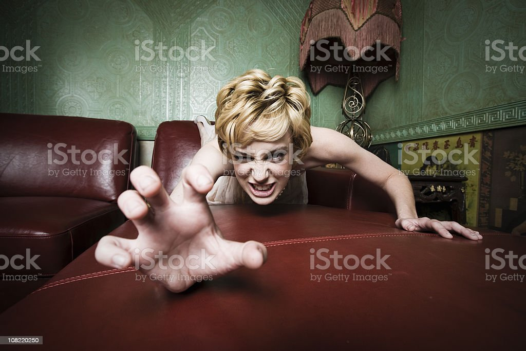 Baring Claws royalty-free stock photo
