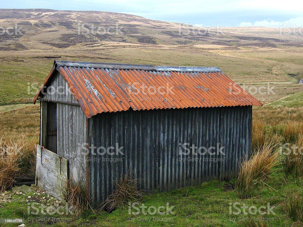 Barn 4 royalty-free stock photo