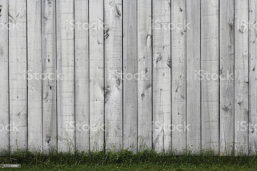 Barn Side stock photo