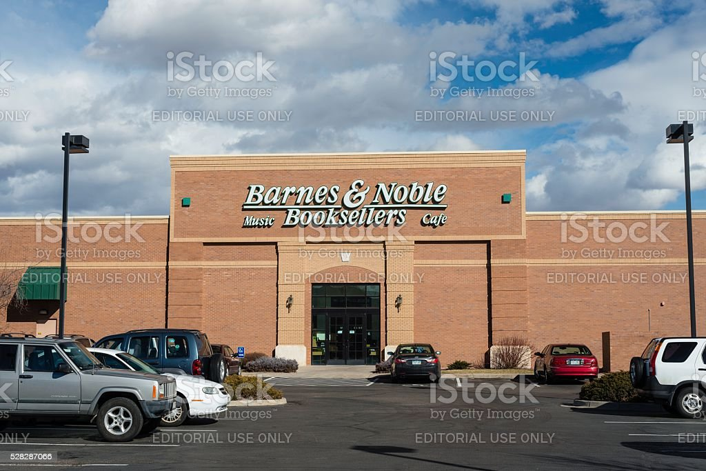 Barnes & Noble Booksellers stock photo