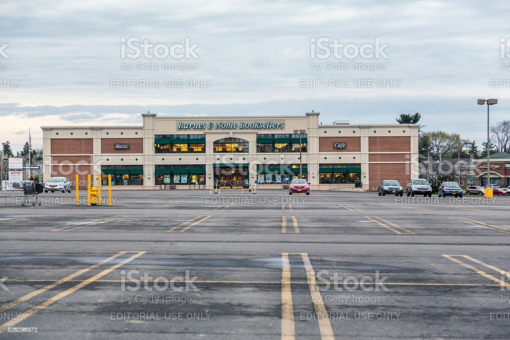 Barnes & Noble Booksellers Retail Store Pittsford New York stock photo