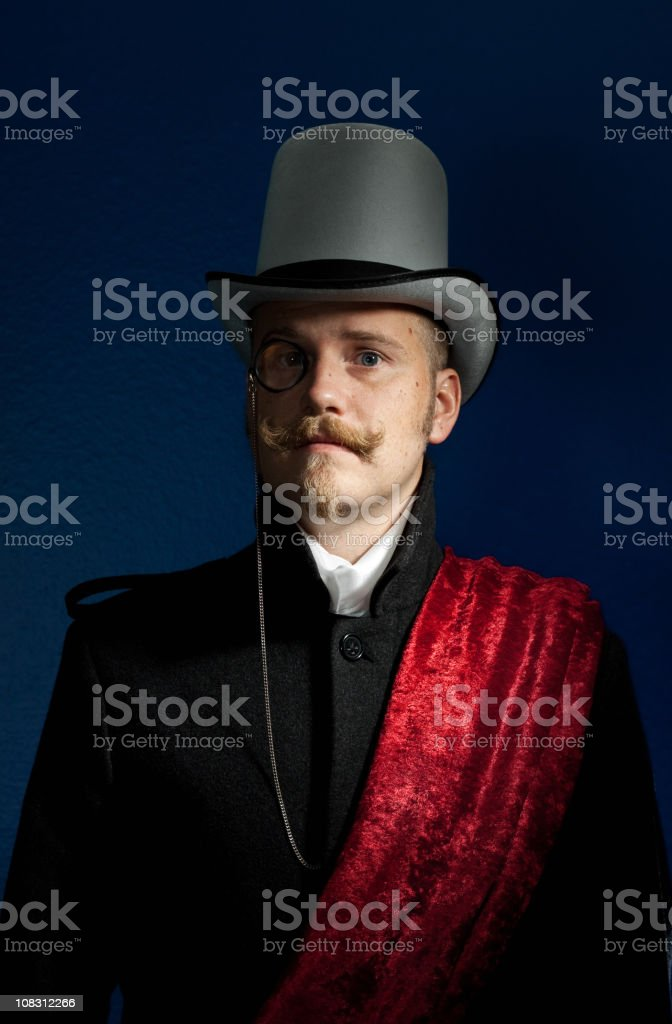 Baron stock photo
