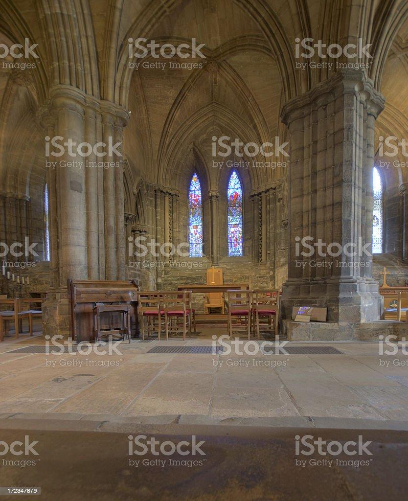 Barony Chapel royalty-free stock photo