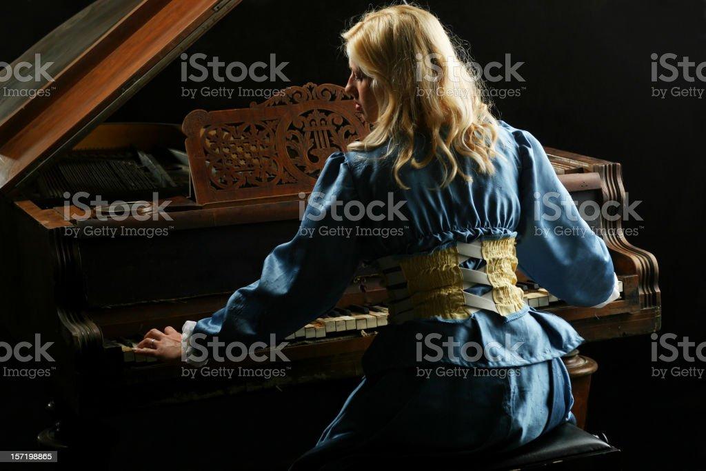 Baroque royalty-free stock photo