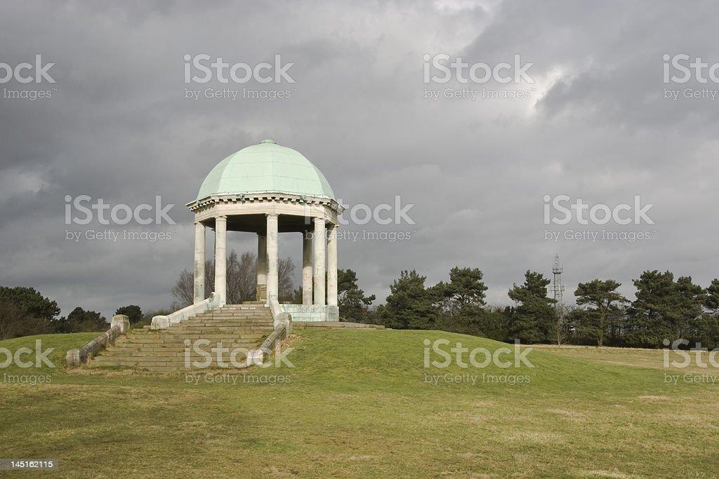Barr Beacon Memorial royalty-free stock photo