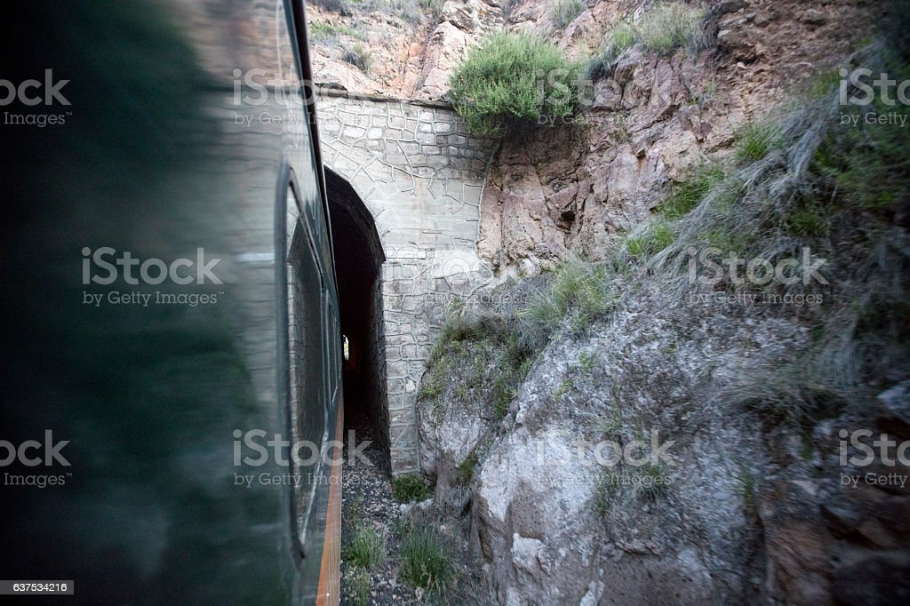 Barrancas del cobre, Chihuahua stock photo