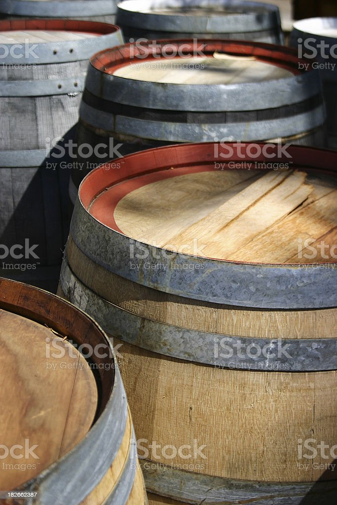 Barrel of Laughs royalty-free stock photo