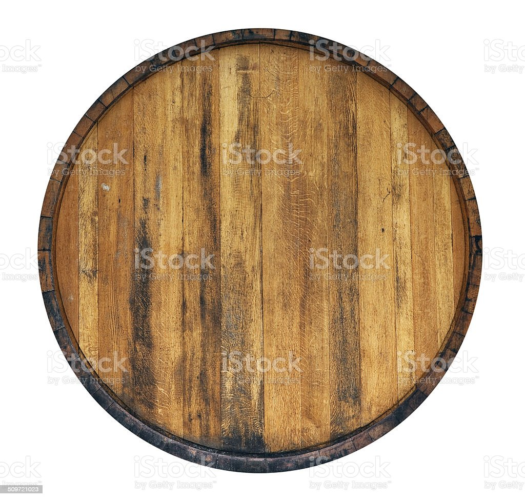 Barrel stock photo