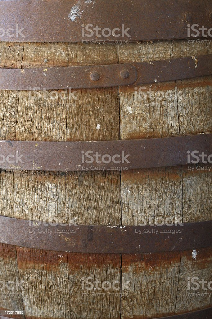 Barrell stock photo