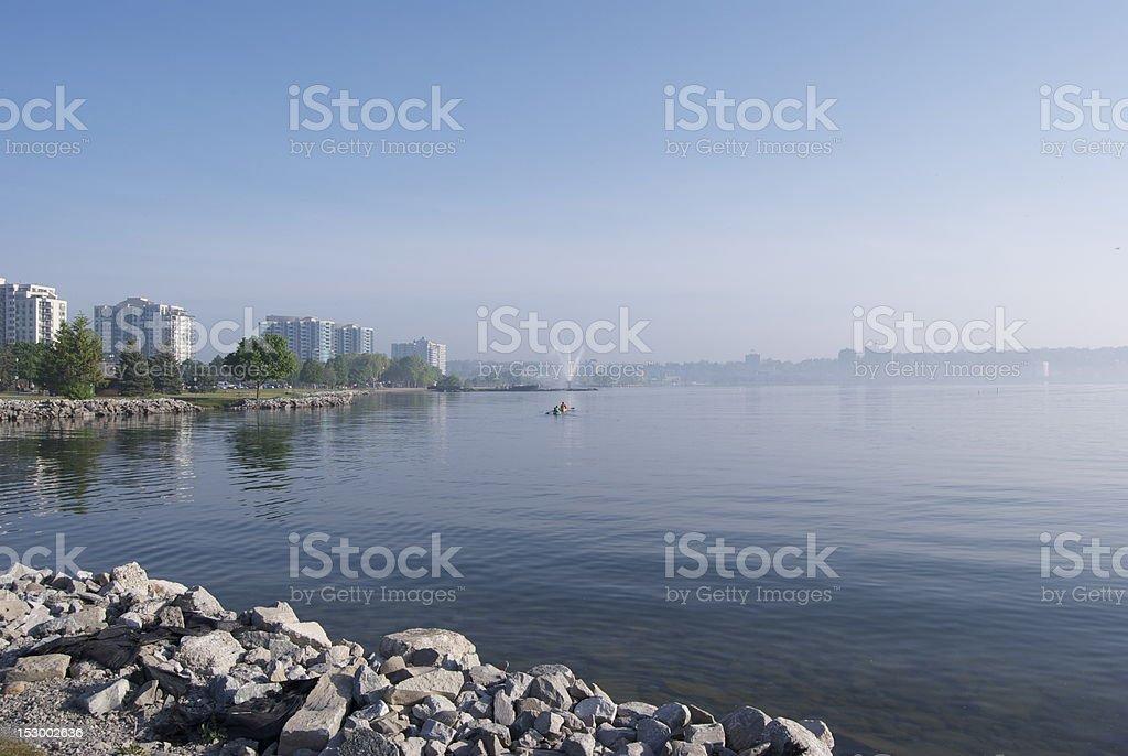Barrie, Ontario stock photo