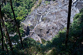 Barron Gorge Waterfall and Cliff