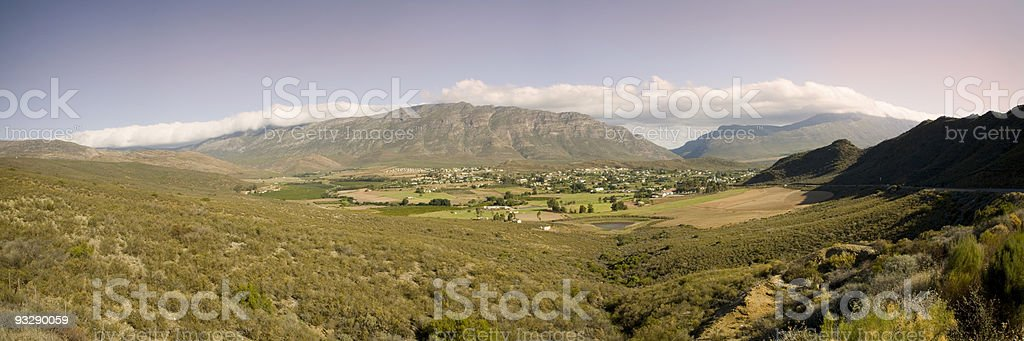 Barrydale stock photo