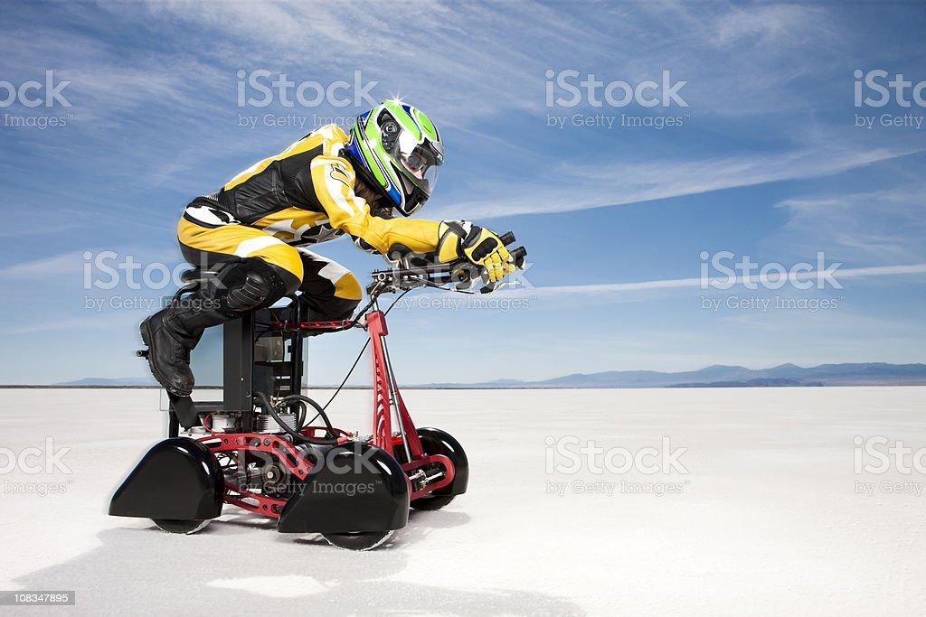Barstool Speedster stock photo