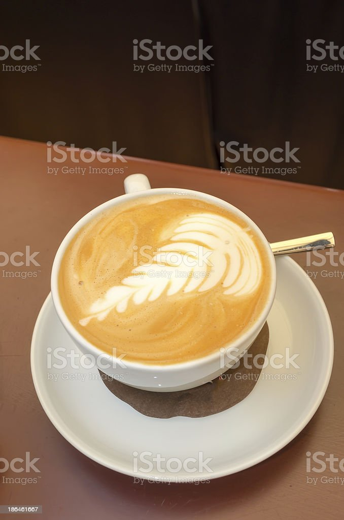 Barista royalty-free stock photo