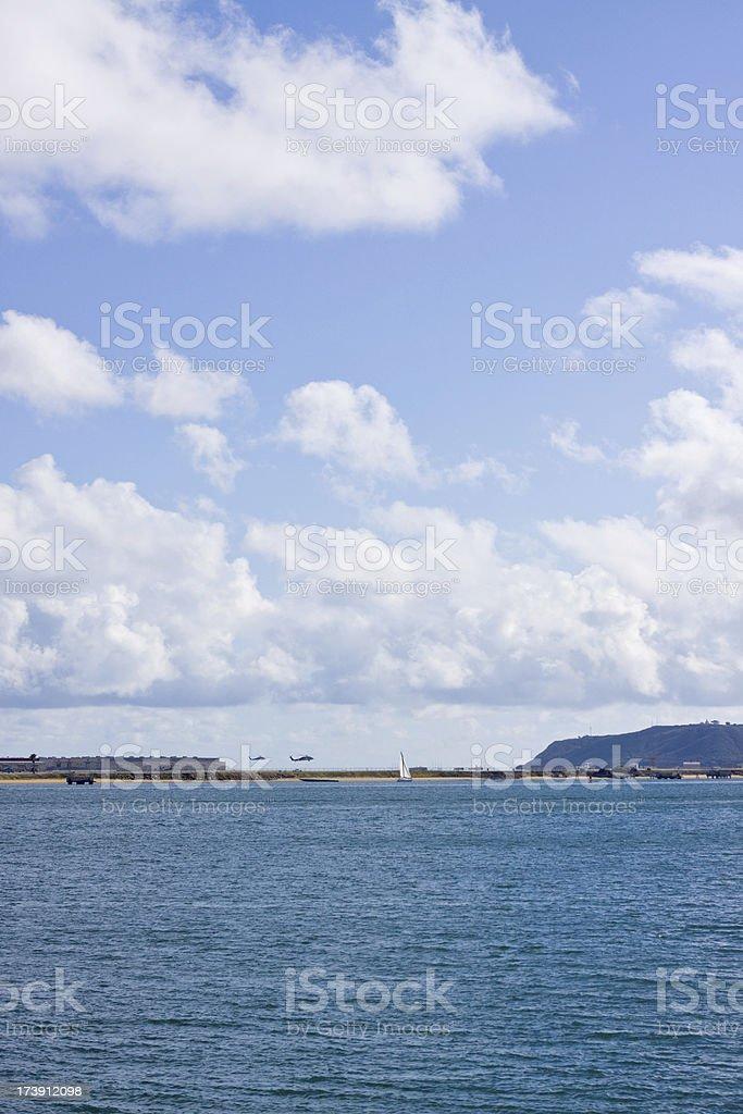 base & water stock photo