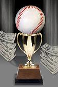Baseball and Money.