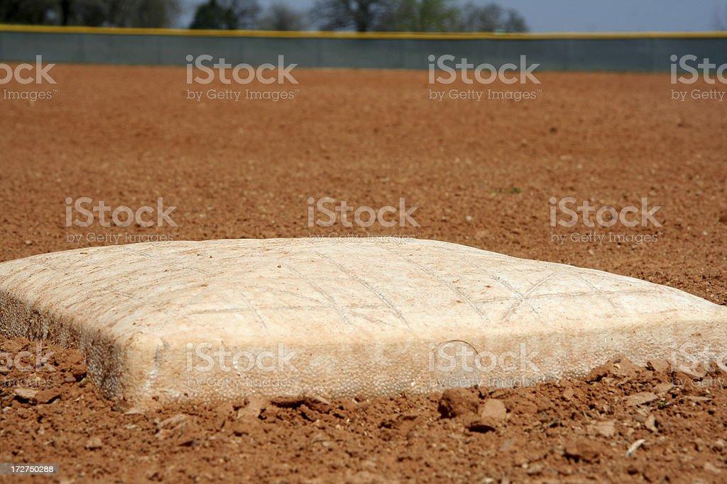 Baseball Bag royalty-free stock photo