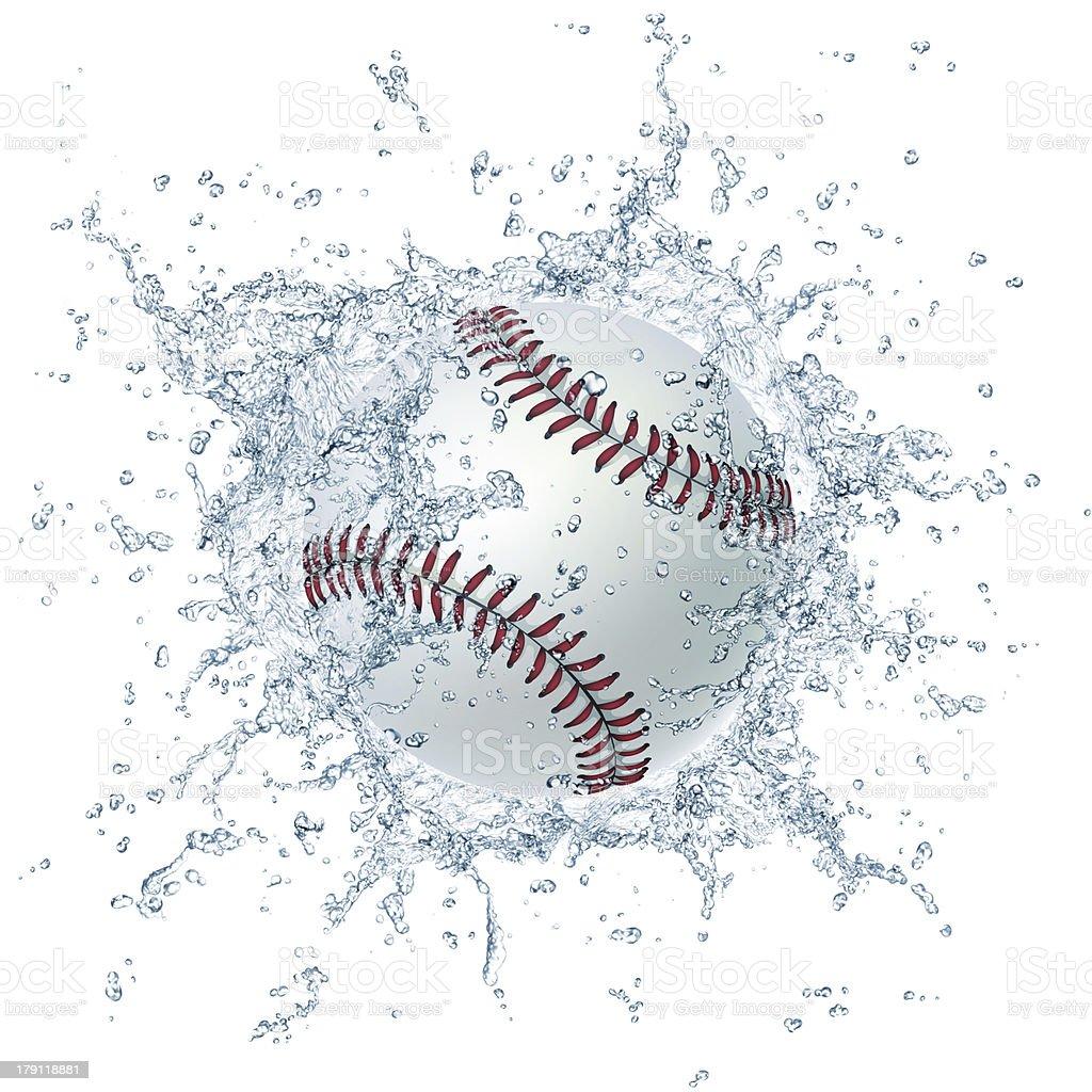 Baseball Ball royalty-free stock photo