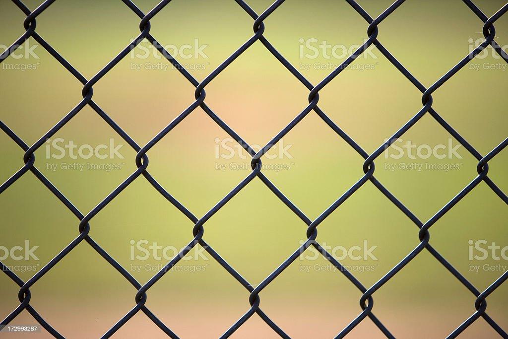Baseball Field Abstract stock photo