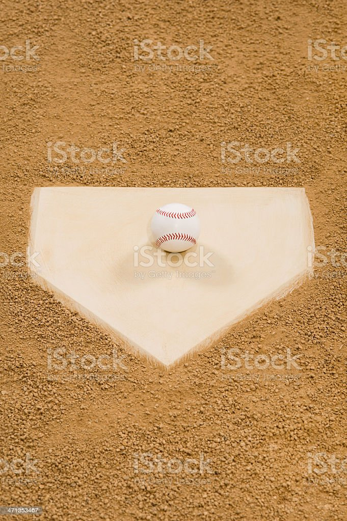 Baseball - Play Ball stock photo