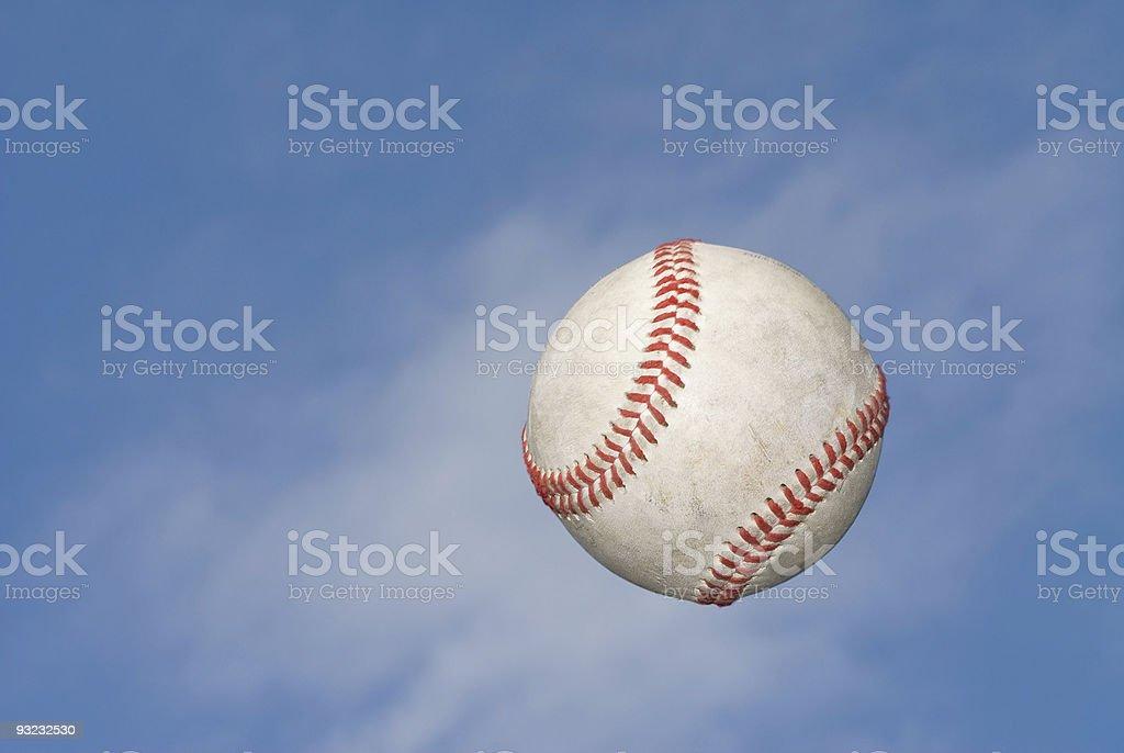 baseball pop up royalty-free stock photo