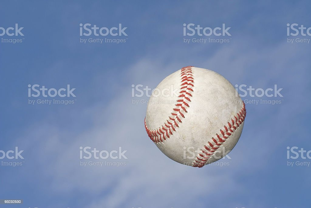 baseball pop up stock photo