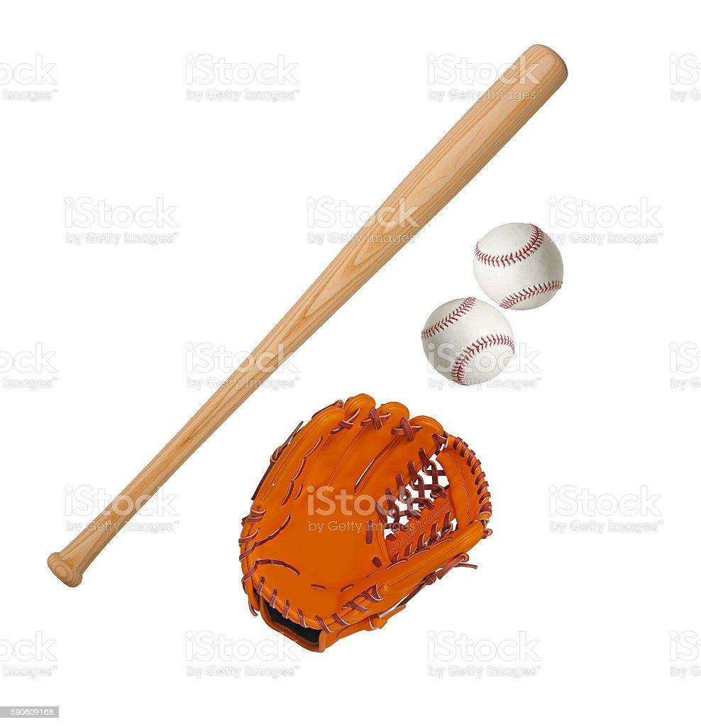 baseball theme stock photo