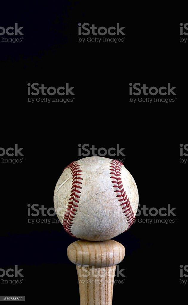 Baseball Time. stock photo