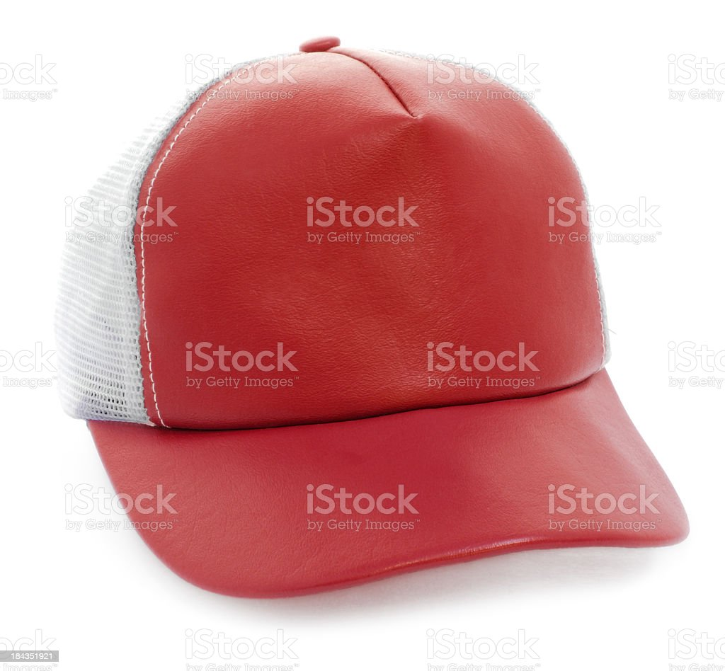 Baseball/Trucker Cap royalty-free stock photo