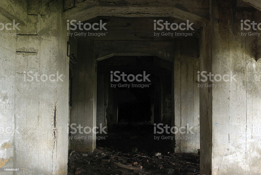 Basement royalty-free stock photo