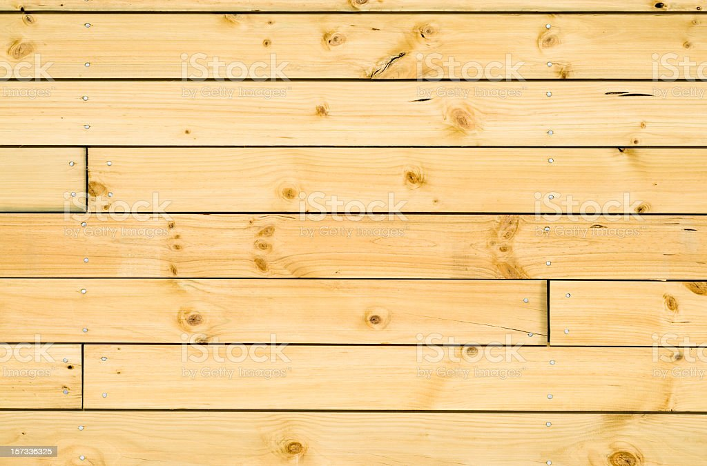 Basic Floorboard Background stock photo