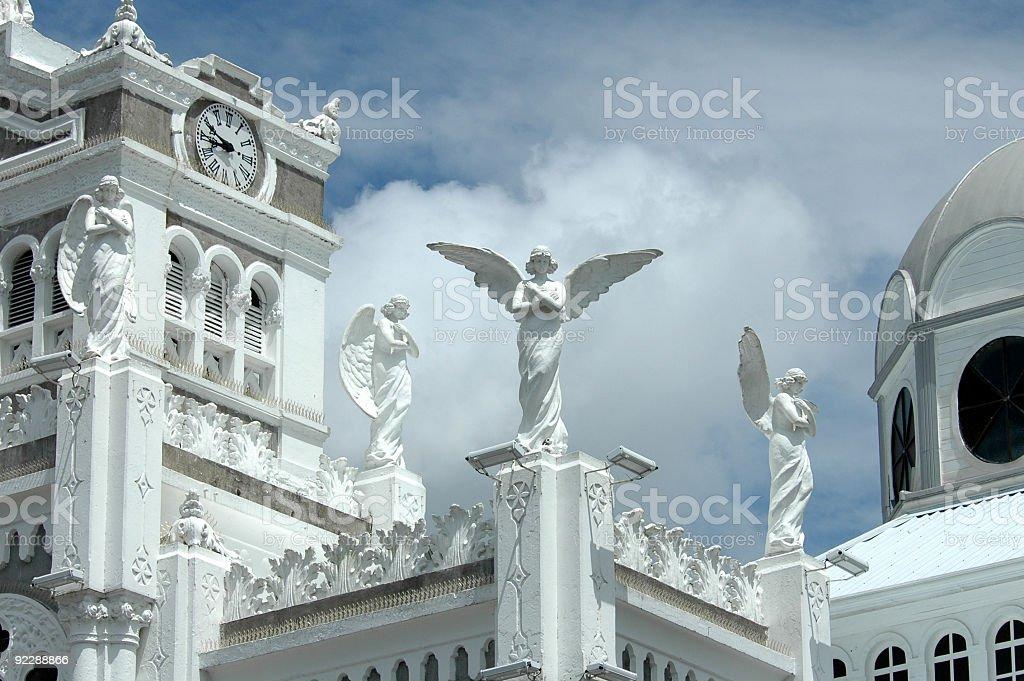 Basilica Cartago Costa Rica royalty-free stock photo