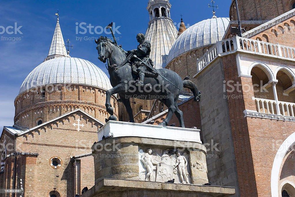 Basilica di Sant'Antonio royalty-free stock photo