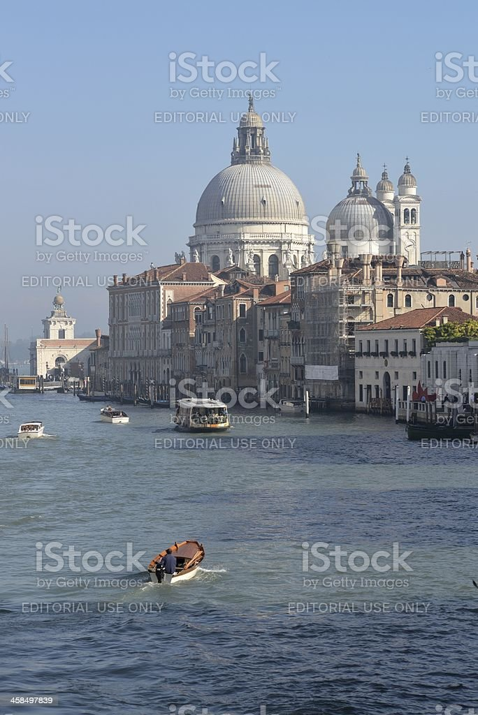 Basilica in Venice royalty-free stock photo