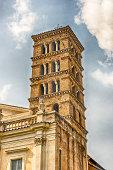 Basilica dei Santi Bonifacio e Alessio in Rome, Italy