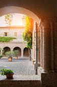 Basilica of San Nicola - Tolentino - Italy