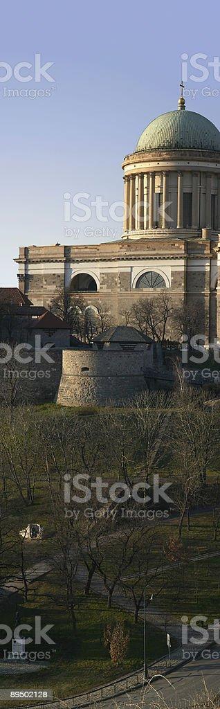 basilica royalty-free stock photo