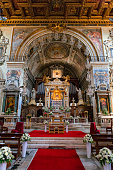 Basilica St. Mary of the Altar of Heaven, Rome, Italy
