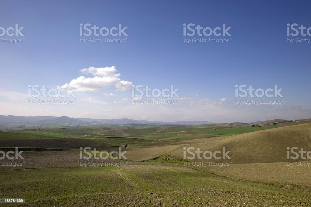 Basilicata Italy stock photo