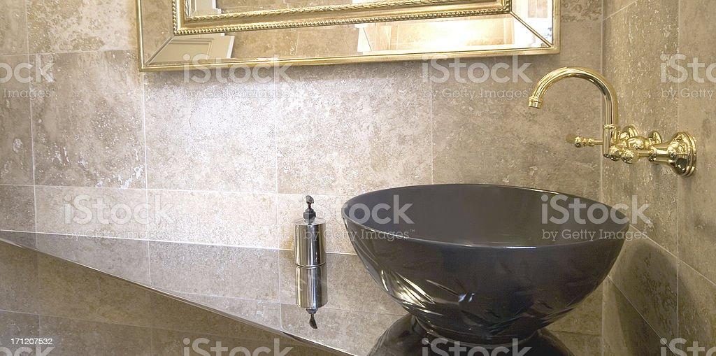 basin royalty-free stock photo