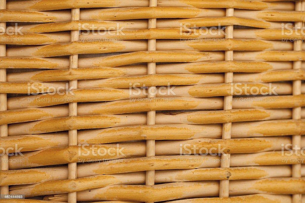 Basket background stock photo