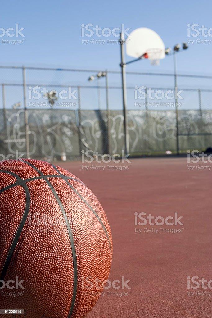Basket Ball  royalty-free stock photo