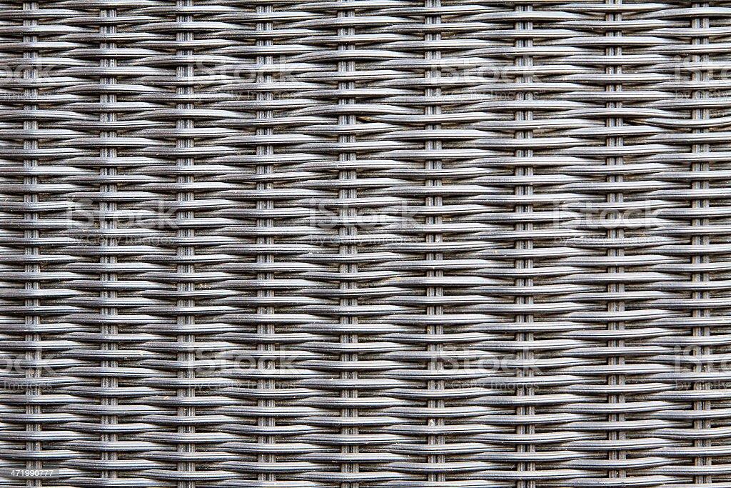 Basket weave pattern background texture. stock photo