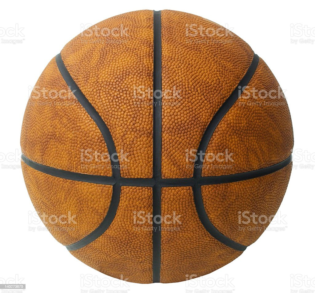 Basketball 2 royalty-free stock photo