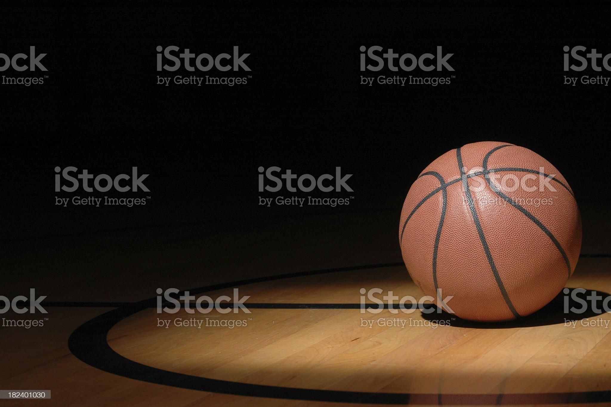 Basketball and Beyond royalty-free stock photo