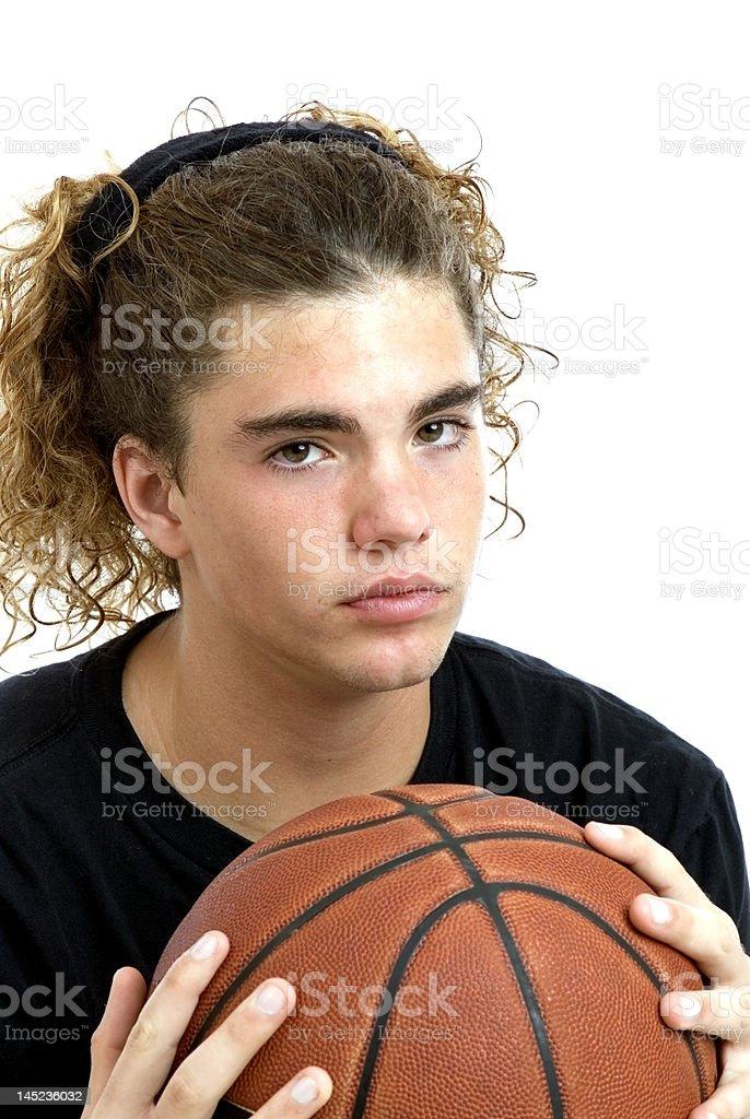 Basketball gefällig? Lizenzfreies stock-foto