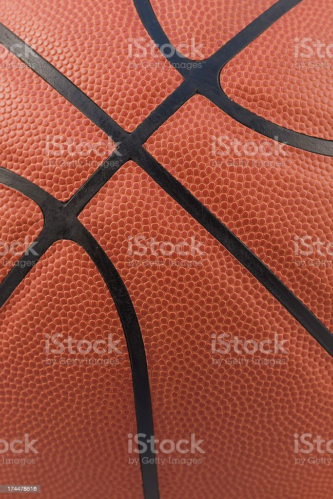 Basketball Background royalty-free stock photo