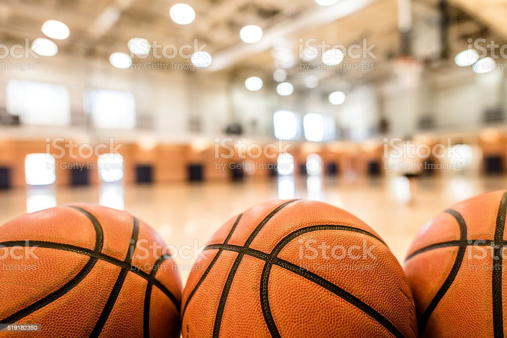 Basketball Backgrownd stock photo