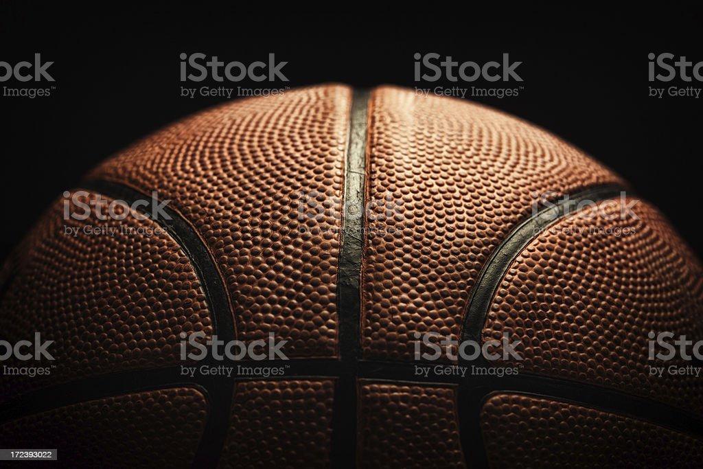 basketball closeup royalty-free stock photo